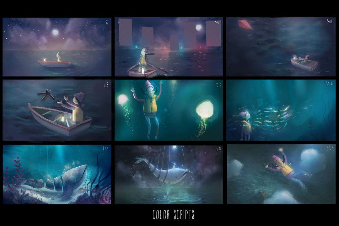 Coldplay Daddy music video craft