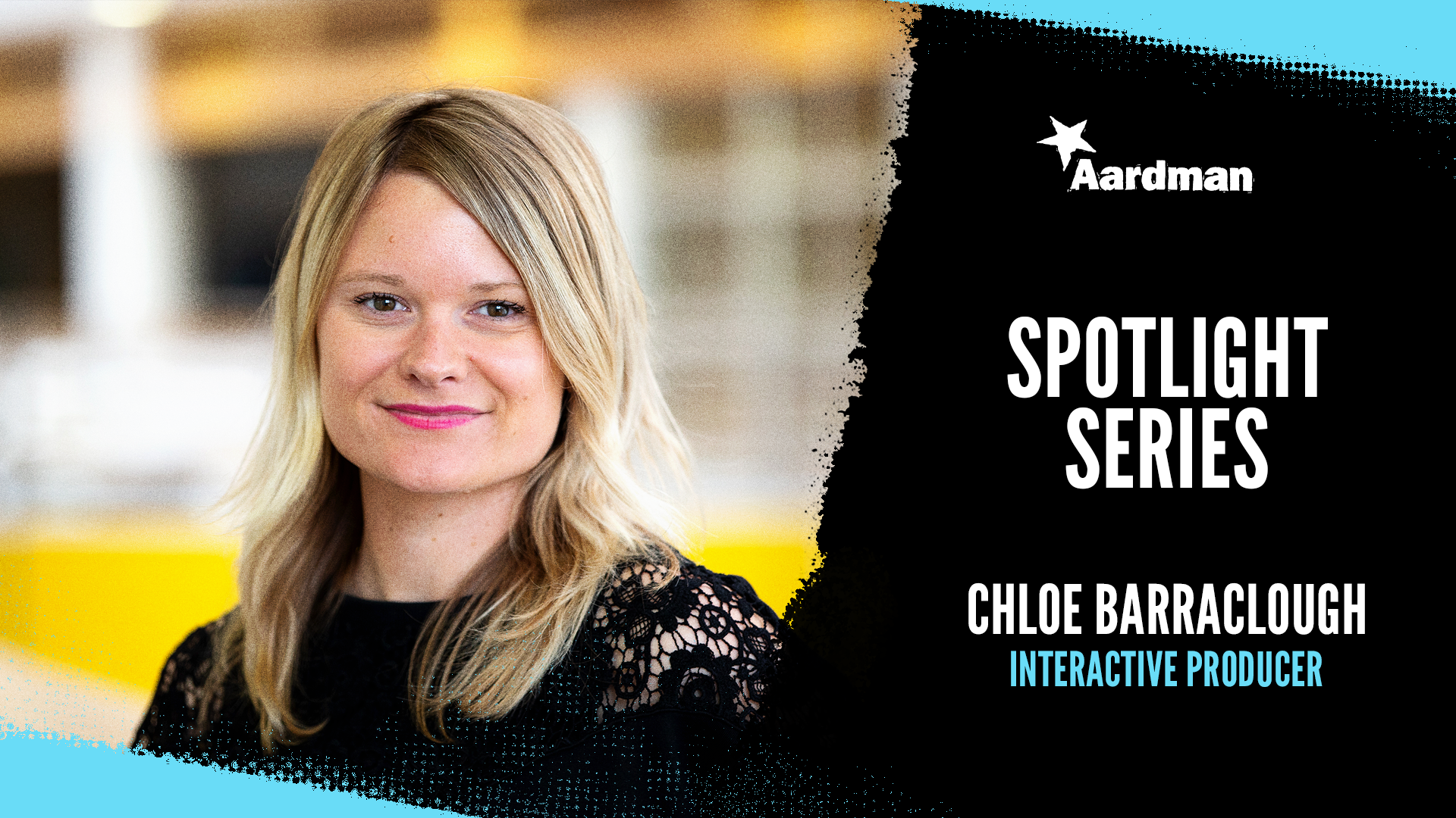 Chloe Barraclough Interactive Producer