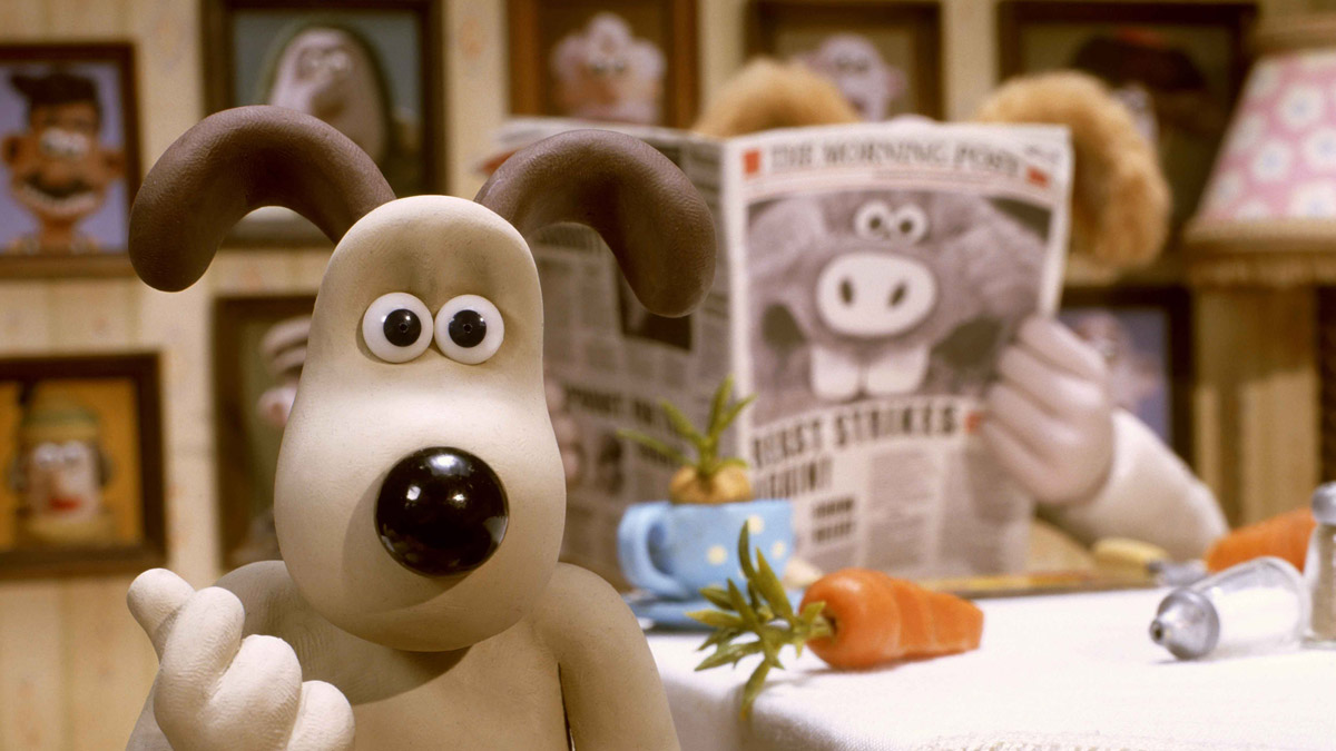 Wallace And Gromit Tour Bristol