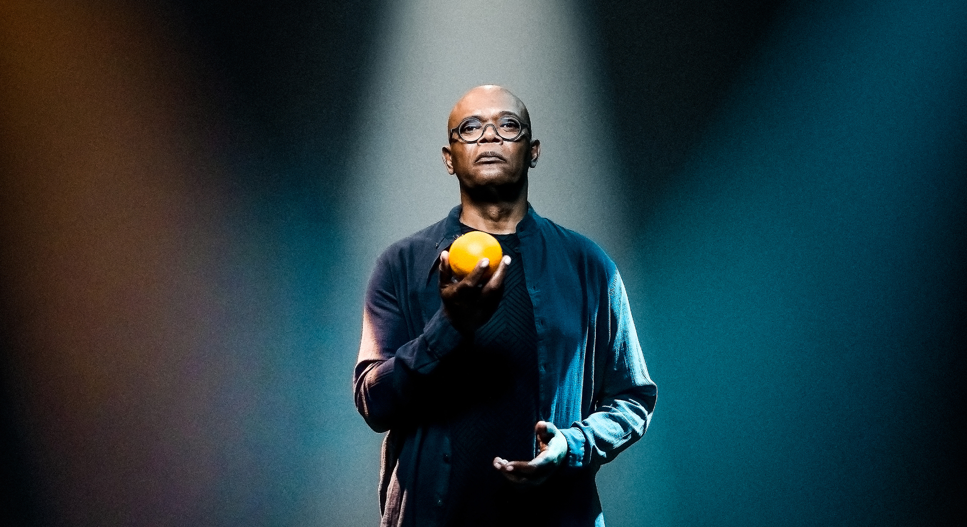 Samuel L. Jackson Share The Orange