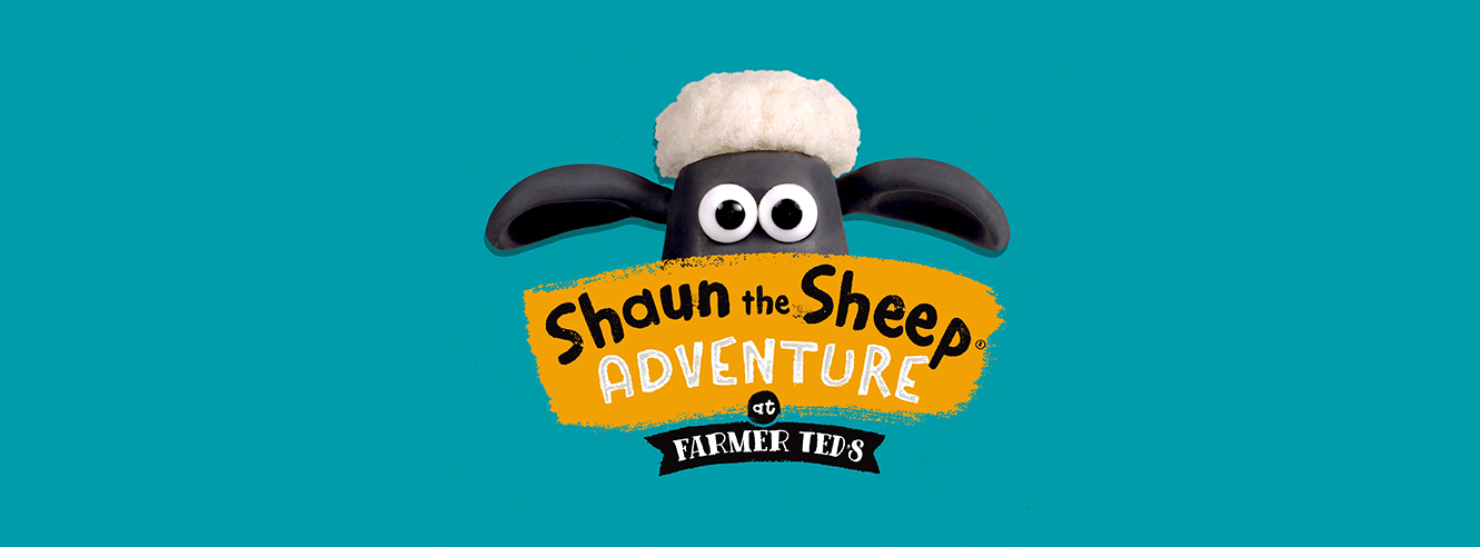 Shaun the Sheep Adventure Farmer Ted's